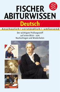 Fischer Abiturwissen - Deutsch