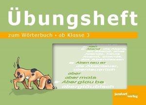 Wörterbuch Übungsheft