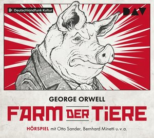 Farm der Tiere, 1 Audio-CD