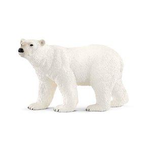 Eisbär, Kunststoff-Figur