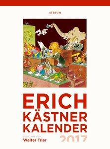 Erich Kästner Kalender 2017