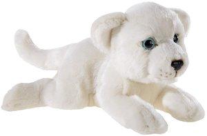 Heunec 237674 - Misanimo, Weisser Löwe, liegend, 25 cm, weiß, Pl