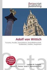Adolf von Wittich