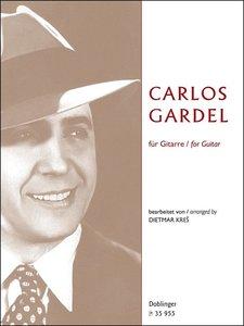 Carlos Gardel für Gitarre