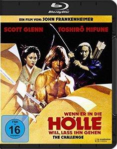 Wenn er in die Hölle will, lass ihn gehen, 1 Blu-ray