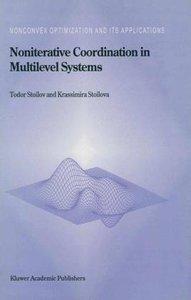 Noniterative Coordination in Multilevel Systems