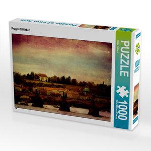 Prager Stillleben 1000 Teile Puzzle quer