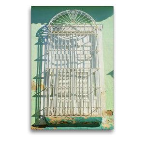 Premium Textil-Leinwand 50 cm x 75 cm hoch Ein Motiv aus dem Kal