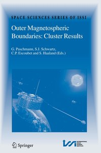 Outer Magnetospheric Boundaries: Cluster Results