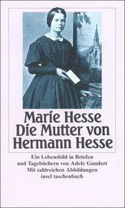 Marie Hesse, die Mutter von Hermann Hesse