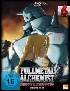 Fullmetal Alchemist: Brotherhood - Volume 6: Folge 41-48