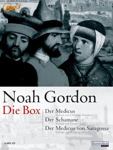 Noah Gordon Die Box