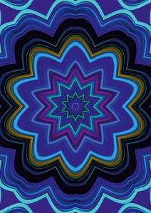 Mandala - Esoterics & Meditation (Poster Book DIN A2 Portrait)