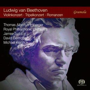 Violinkonzert/Tripelkonzert/Romanzen