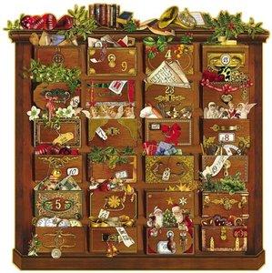 Nostalgische Weihnachtskommode