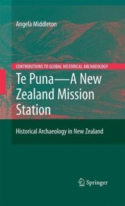 Te Puna - A New Zealand Mission Station