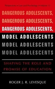 Dangerous Adolescents, Model Adolescents