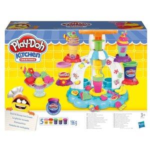 Hasbro B0306EU8 Play-Doh Eismaschine