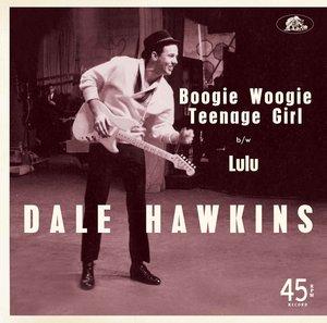 Boogie Woogie Teenage Girl/LULU