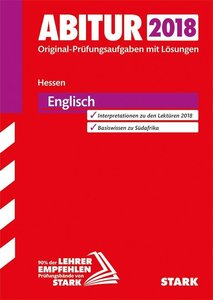 Abiturprüfung Hessen 2018 - Englisch GK/LK