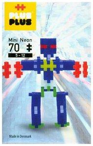 Plus-Plus Mini Neon 70 - Roboter