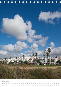 Andalusien - Das Land der weißen Städte und Dörfer (Tischkalende