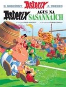 Asterix Agus Na Sasannaich