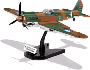 Cobi 5527 - Small Army, Curtiss P-40B Tomahawk, Einsitzer Jagdfl