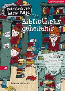 Detektivbüro LasseMaja. Das Bibliotheksgeheimnis