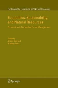 Economics, Sustainability, and Natural Resources