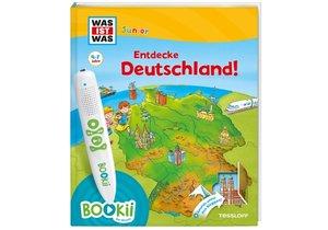 Bookii WAS IST WAS Junior Entdecke Deutschland!