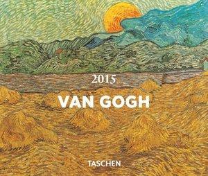 Gogh 2015 Tear-off Calendar
