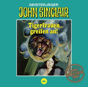 John Sinclair Tonstudio Braun - Folge 96, 1 Audio-CD