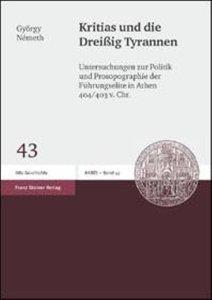 Németh, G: Kritias und die Dreißig Tyrannen