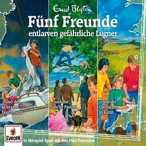 Fünf Freunde - 3er-Box 33 ... entlarven gefährliche Lügner (Folg