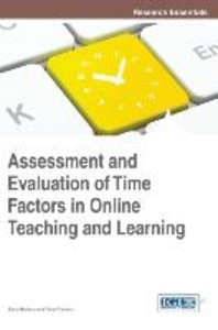 Assessment and Evaluation of Time Factors in Online Teaching and