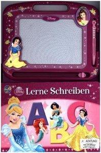 Prinzessinnen Lerne Schreiben, 1 Lern- und Zaubertafel