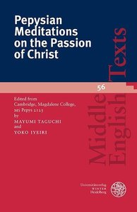 Pepysian Meditations on the Passion of Christ