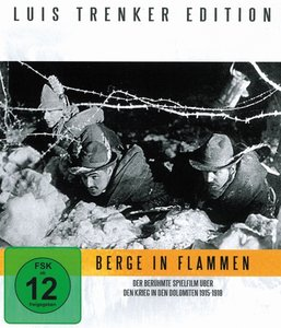 Luis Trenker Edition - Berge in Flammen (HD-Remastered)
