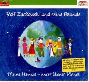 Meine Heimat - unser blauer Planet, Audio-CD