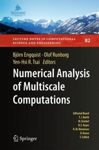 Numerical Analysis of Multiscale Computations