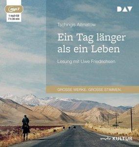Ein Tag länger als ein Leben