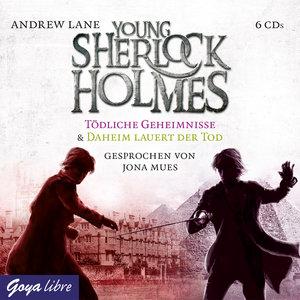 Young Sherlock Holmes 7 & 8. Tödliche Geheimnisse & Daheim lauer