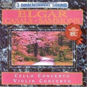 Elgar-Cello & Violin Concertos
