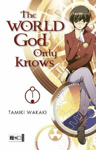 The World God Only Knows 01