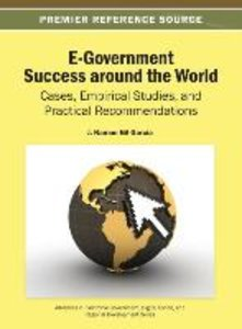 E-Government Success Around the World: Cases, Empirical Studies,