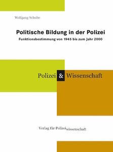 Politische Bildung in der Polizei