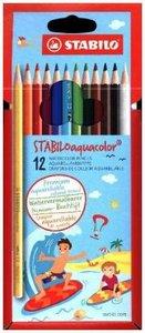STABILOaquacolor 12er Kartonetui