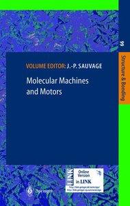 Molecular Machines and Motors