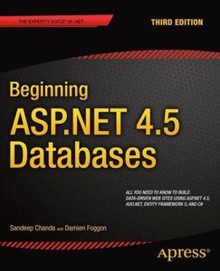 Beginning ASP.NET 4.5 Databases